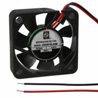 Orion Fans - OD4010-24MB - FAN AXIAL 40X10.5MM 24VDC WIRE