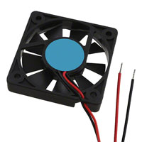 Orion Fans - OD5210-12MB - FAN AXIAL 52X10MM 12VDC WIRE
