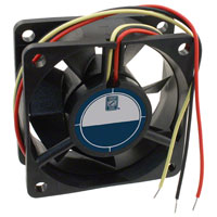 Orion Fans - OD6025-12HB02A - FAN AXIAL 60X25MM 12VDC WIRE