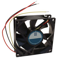 Orion Fans - OD8025-12HB02A - FAN AXIAL 80X25MM 12VDC WIRE