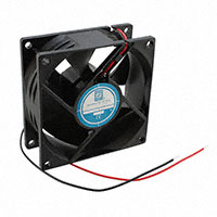 Orion Fans - OD8032-12HB - FAN AXIAL 80.5X32MM 12VDC WIRE