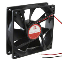 Orion Fans - OD9225-48HB - FAN AXIAL 92.5X25MM 48VDC WIRE