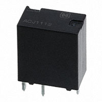 Panasonic Electric Works - ACJ1112 - RELAY AUTOMOTIVE SPDT 20A 12V