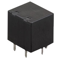 Panasonic Electric Works - ACJ2112 - RELAY AUTOMOTIVE SPDTX2 20A 12V