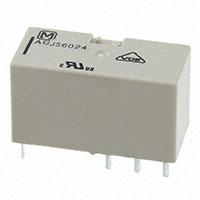 Panasonic Electric Works - ADJ56024 - RELAY GEN PURPOSE DPDT 10A 24V