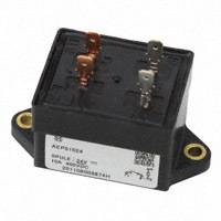 Panasonic Electric Works - AEP51024 - RELAY AUTOMOTIVE SPST 10A 24V