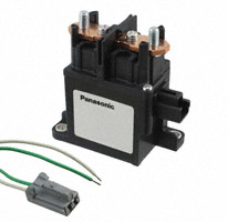 Panasonic Electric Works - AEV14024W - RELAY AUTOMOTIVE SPST 120A 24V