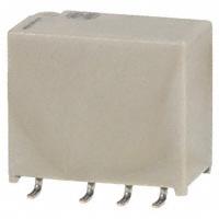 Panasonic Electric Works - AGN210A12Z - RELAY TELECOM DPDT 1A 12V