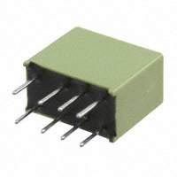 Panasonic Electric Works - AGN20012 - RELAY TELECOM DPDT 1A 12V