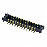 Panasonic Electric Works - AXE624124 - CONN HEADER .4MM 24 POS SMD
