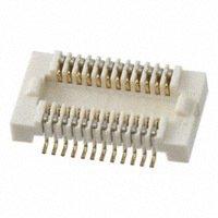 Panasonic Electric Works - AXK5F80547YG - CONN SOCKET BRD/BRD .5MM 80POS