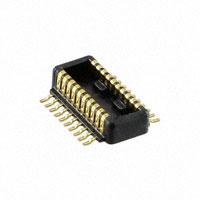 Panasonic Electric Works - AXK820145WG - CONN HEADER FPC .4MM 20POS SMD