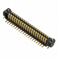 Panasonic Electric Works - AXT440124 - CONN HEADER FPC .4MM 40POS SMD
