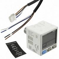 Panasonic Industrial Automation Sales - DP-101-N - SENSOR DIGITAL PRESSURE NPN