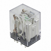 Panasonic Electric Works - HJ2-L-DC24V - RELAY GEN PURPOSE DPDT 7A 24V