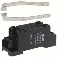 Panasonic Electric Works - HJ2-SFD-S - SOCKET TERM 2CHAN FOR HJ2 RELAYS