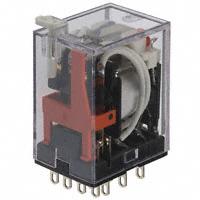 Panasonic Electric Works - HJ4-L-T-DC24V - RELAY GEN PURPOSE 4PDT 5A 24V