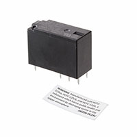 Panasonic Electric Works - JW2SN-DC24V - RELAY GEN PURPOSE DPDT 5A 24V