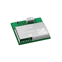 Panasonic Electronic Components - ENW89823A4KF - PAN1326C, TI BASED, BT DUAL MODE