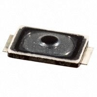 Panasonic Electronic Components - EVP-AWBD2A - SWITCH TACTILE SPST-NO 0.02A 15V
