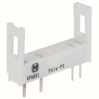 Panasonic Electric Works - PA1A-PS - SOCKET PCB FOR PA1A RELAYS