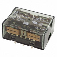 Panasonic Electric Works - SP4-P-DC12V - RELAY GEN PURPOSE 4PDT 10A 12V