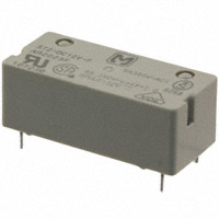Panasonic Electric Works - ST2-DC12V-F - RELAY GEN PURPOSE DPST 8A 12V