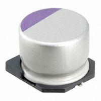 Panasonic Electronic Components - 16SVP180MX - CAP ALUM POLY 180UF 20% 16V SMD