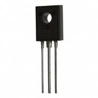 Panasonic Electronic Components - 2SC2258 - TRANS NPN 250V 0.1A TO-126