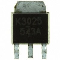 Panasonic Electronic Components - 2SK302500L - MOSFET N-CH 60V 30A UG-2