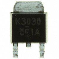 Panasonic Electronic Components - 2SK303000L - MOSFET N-CH 100V 8A UG-1