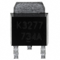 Panasonic Electronic Components - 2SK327700L - MOSFET N-CH 200V 2.5A UG-1