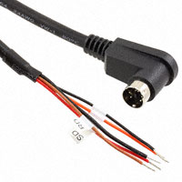 Panasonic Industrial Automation Sales - AIGT8142 - CABLE ASSEMBLY INTERFACE 6.56'
