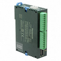 Panasonic Industrial Automation Sales - AFP0RA42 - I/O MODULE 4 ANALOG 2 ANALOG