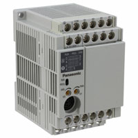 Panasonic Industrial Automation Sales - AFPX-C14R - CONTROL LOG 8 IN 8 OUT 100-240V