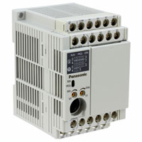 Panasonic Industrial Automation Sales - AFPX-C14T - CONTROL LOG 8 IN 8 OUT 100-240V