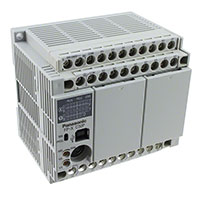 Panasonic Industrial Automation Sales - AFPX-C30P - CONTROL LOG 16 IN 14OUT 100-240V