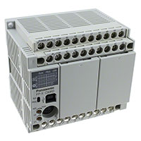Panasonic Industrial Automation Sales - AFPX-C30RD - CONTROL LOGIC 16 IN 14 OUT 24V