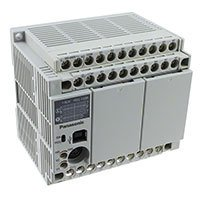 Panasonic Industrial Automation Sales - AFPX-C30T - CONTROL LOG 16 IN 14OUT 100-240V