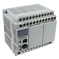 Panasonic Industrial Automation Sales - AFPX-C30TD - CONTROL LOGIC 16 IN 14 OUT 24V