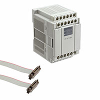 Panasonic Industrial Automation Sales - AFPX-E16R - I/O MODULE 8 DIGITAL 8 RELAY
