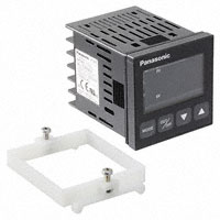 Panasonic Industrial Automation Sales - AKT4R111100 - CONTROL TEMP REL OUT 100-240V