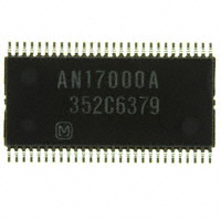 Panasonic Electronic Components - AN17000A-BF - IC AUDIO NOTEBOOK AMP SO-56