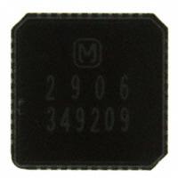Panasonic Electronic Components - AN2906FJMEBV - IC AUDIO I/0 AMP 44-QFN