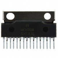 Panasonic Electronic Components - AN34001A-LC - IC VOLT REG 9 OUTPUTS ZIP-16