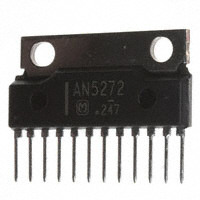 Panasonic Electronic Components - AN5272 - IC AUDIO AMP 2CH 4W SIL-12 W/FIN