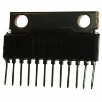 Panasonic Electronic Components - AN5275 - IC AUDIO AMP DUAL 15W SIL-12 W/F