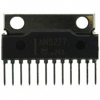 Panasonic Electronic Components - AN5277 - IC AUDIO AMP 2CH 10W SIL-12 W/FN