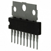 Panasonic Electronic Components - AN5278 - IC AUDIO AMP 4.8W SIL-9 W/FIN