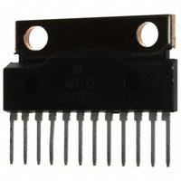 Panasonic Electronic Components - AN7135-CM - IC AUDIO AMP 7.5W 2CH SIL-12